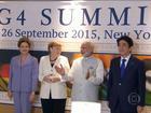 Nos EUA, Dilma defende reformas no Conselho de Segurança da ONU