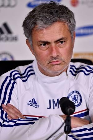 José Mourinho coletiva chelsea (Foto: afp)