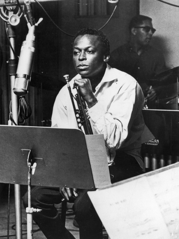 O músico Miles Davis (Foto: Getty Images)