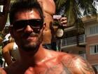 'Ele é bem-dotado e isso causa inveja', diz ex de BBB Diego Grossi