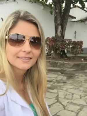 Isabel descobriu que estava com câncer em julho deste ano (Foto: Reprodução/TV Rio Sul)