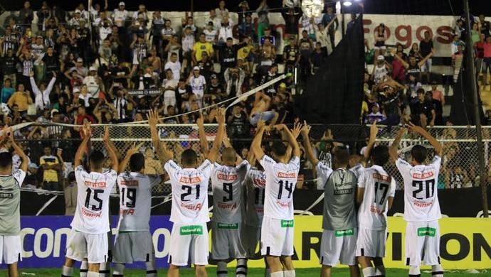 Jogadores do ASA (Foto: Valdeir Góis/Ascom ASA)