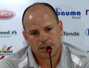Cléber Gaúcho técnico XV de Piracicaba (Foto: Reprodução / EPTV)