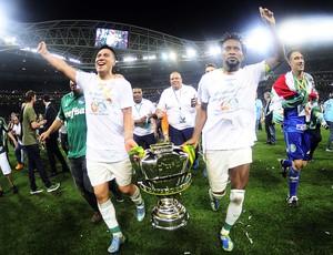 Cristaldo Zé Roberto Palmeiras título (Foto: Marcos Ribolli)