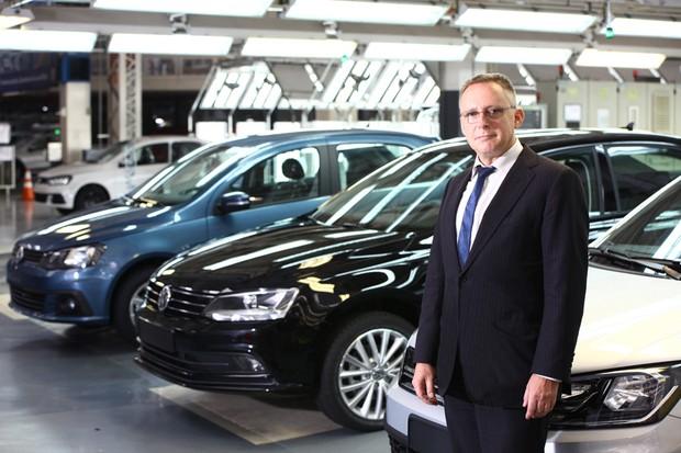 Peter Schaefer, novo diretor de Qualidade Assegurada da Volkswagen do Brasil (Foto: Divulgação)