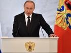 Putin diz que Turquia 'irá se arrepender' por derrubar caça russo