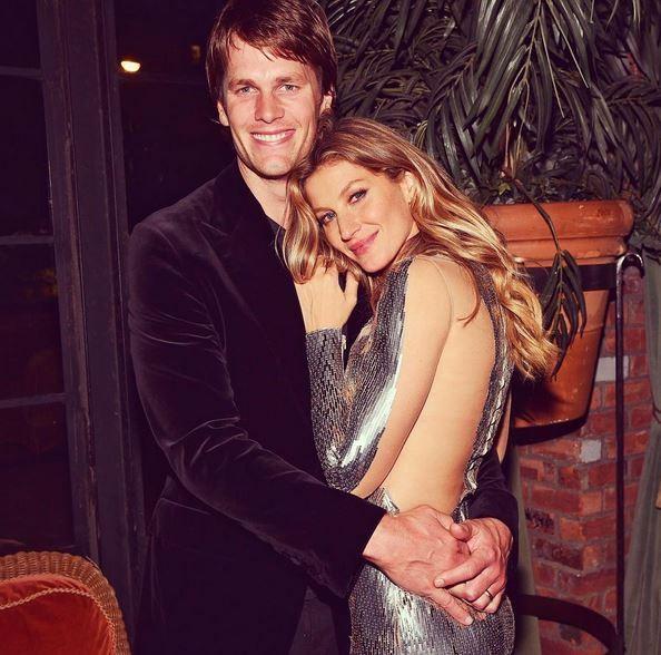 Tom Brady e Gisele (Foto: Instagram/Reprodução)