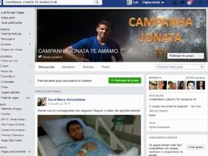 Página criada na rede social já tem mais de 28 mil seguidores (Foto: Reprodução/EPTV)