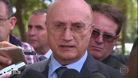 Em despedida, Serraglio diz que Temer sofreu pressões de 'trôpegos estrategistas'