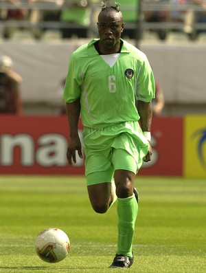 Taribo West Nigéria (Foto: Getty Images)