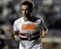 """Dagoberto lembra gol de cobertura em Marcos: """"Mais bonito que o do Dudu"""""""