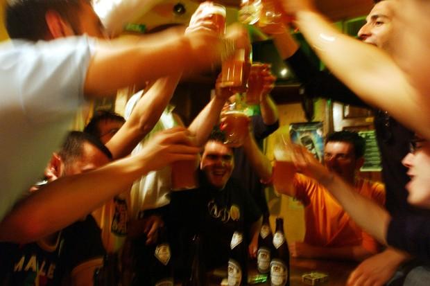 Bebida trabalho (Foto: Getty Images)