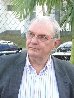 Gilvan de Pinho Tavares, presidente do Cruzeiro (Foto: Marco Antônio Astoni / Globoesporte.com)