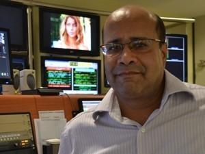 Responsável  (Foto: Reprodução / TV Diário)