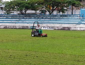 Estádio Joaquinzão - Taubaté (Foto: Rafael Faria / E.C. Taubaté)