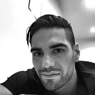 Falcao selfie Instagram (Foto: Reprodução/Instagram)