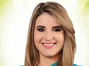 Mariana Fernandes foi eleita prefeita em Luís Gomes (Foto: Arquivo pessoal)