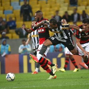 Carlos Alberto Botafogo x Flamengo (Foto: André Durão / Globoesporte.com)
