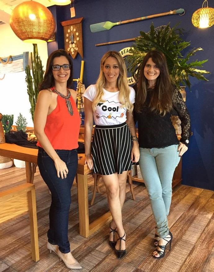 'Combinado' dá dicas sobre decoração rústica (Foto: TV Sergipe)