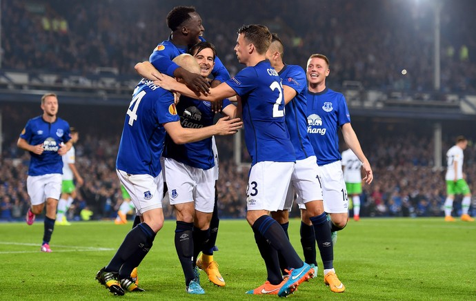 Everton x Wolfsburg (Foto: Getty Images)
