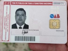 Corpo de advogado morto foi encontrado nesta sexta-feira (17) com cimento dentro de poço em Aquiráz, no Ceará (Foto: Arquivo Pessoal/G1)