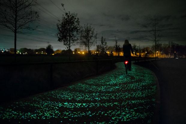5 projetos sustentáveis de Daan Rosegaarde (Foto: Divulgação)