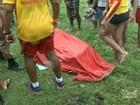 Em São Luís, corpo de homem é encontrado na Lagoa da Jansen