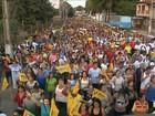 Começa festejo do santo padroeiro do Maranhão, São José de Ribamar