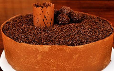 Brigadeirão de forno: anote a receita