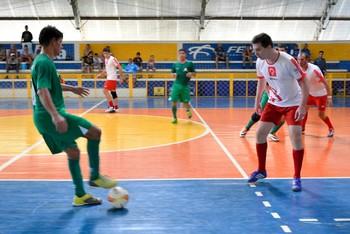 Copa Bancária de Futsal 2015 (Foto: Manoel Façanha/Arquivo pessoal)