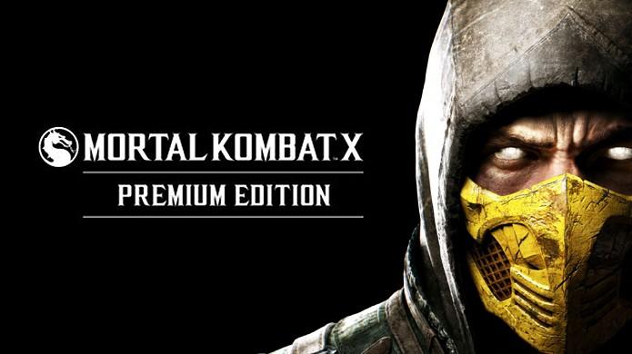 A edição Premium apenas traz o jogo em versão digital com o Kombat Pack (Foto: Divulgação)