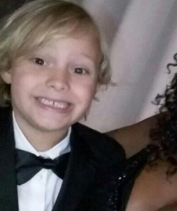 Davi Lucca, filho de Neymar (Foto: Reprodução/Instagram)