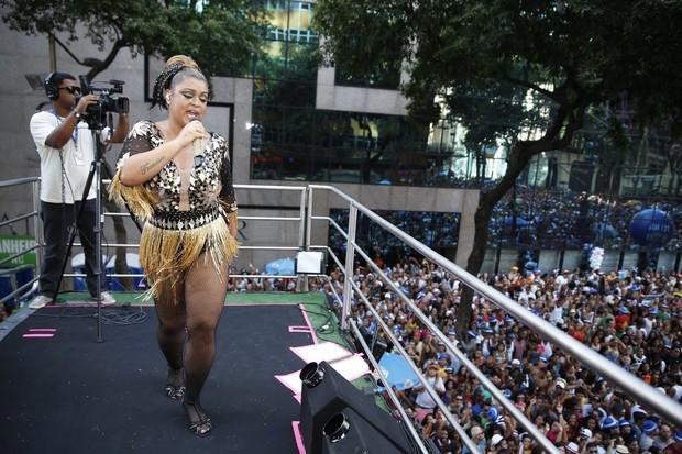 Bloco da Preta Gil no Rio de Janeiro (Foto: Felipe Panfili/AgNews)