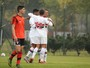 Sub-20 do São Paulo faz 6 a 1 no River Plate e encerra excursão na Argentina
