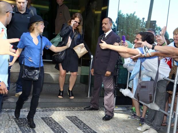 Shakira (Foto: Gabriel Reis / AgNews)