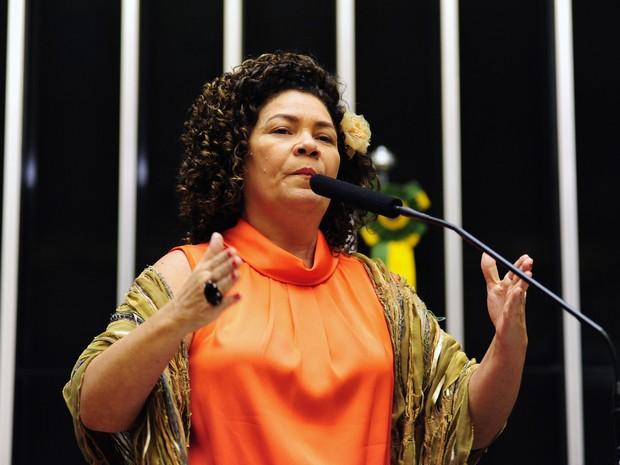 Perpétua Almeida PC do B Acre (Foto: Gustavo Lima/ Câmara dos Deputados )