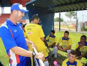 Paulo Turra Cianorte (Foto: Andye Iore / Comunicação Cianorte FC)