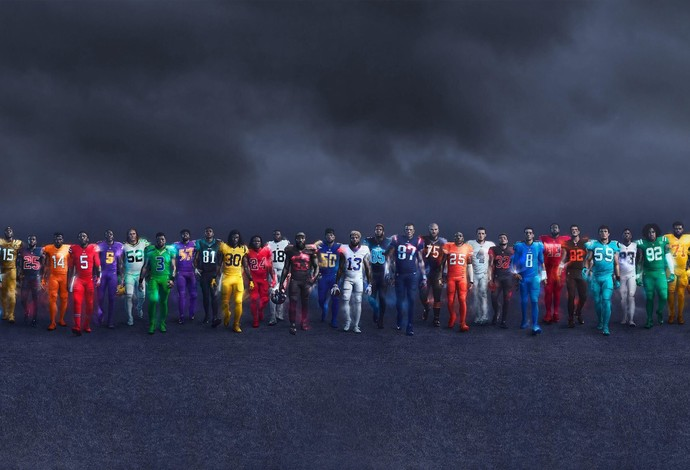 8b51dd18ab Novos uniformes Color Rush da NFL foram lançados para a temporada 2016 2017  (Foto