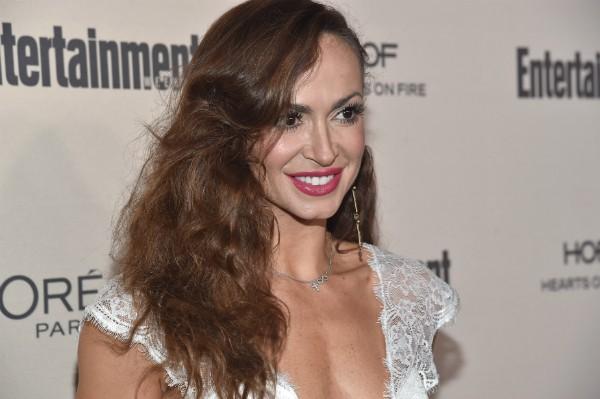 A dançarina Karina Smirnoff venceu a 13ª edição do programa 'Dancing With the Stars'  (Foto: Getty Images)