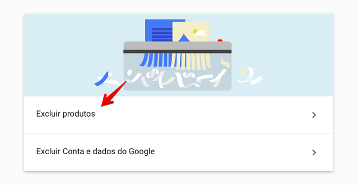 Excluindo serviços individuais do Google (Foto: Reprodução/Helito Bijora)  (Foto: Excluindo serviços individuais do Google (Foto: Reprodução/Helito Bijora) )