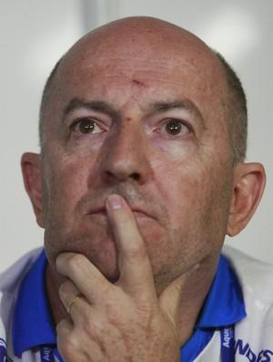 João Tomasini, presidente da CBCa (Foto: BRUNO DE LIMA/AGÊNCIA O DIA/ESTADÃO CONTEÚDO)
