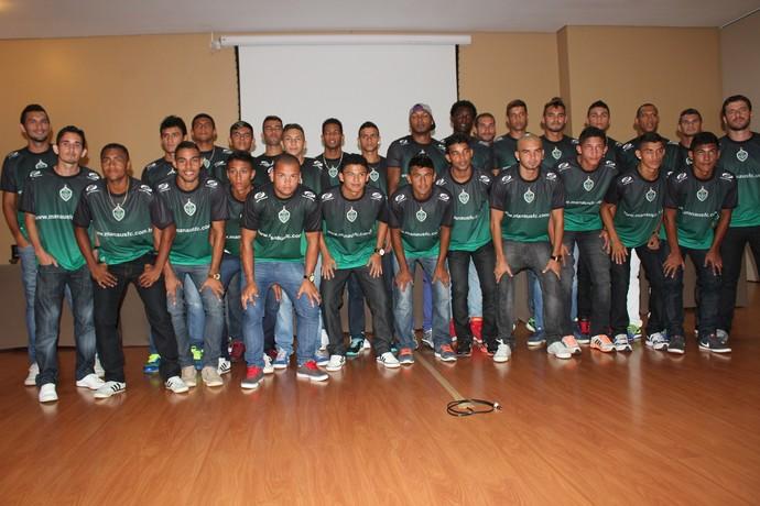 Manaus FC (Foto: Adeilson Albuquerque)