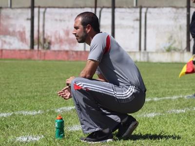 Allan Aal Rio Branco-PR (Foto: Diogo Monteiro)