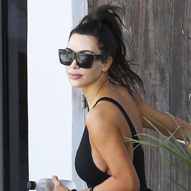 Kim Kardashian (Foto: The Grosby Group)