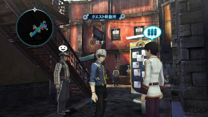Tal qual o primeiro Tales of Xillia, o jogo busca uma aparência de anime a todos os momentos (Foto: Divulgação/Namco Bandai)