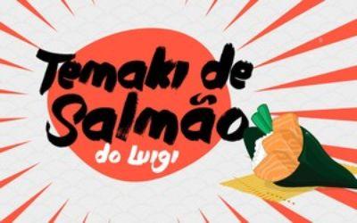 Receita: Temaki de Salmão