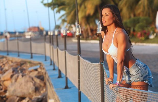 Fernanda D'avila (Foto: Iwi Onodera/EGO)