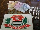 Pai e filho são presos por tráfico de drogas em São José do Barreiro