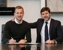 Tottenham assegura renovação de contrato com Harry Kane até 2022