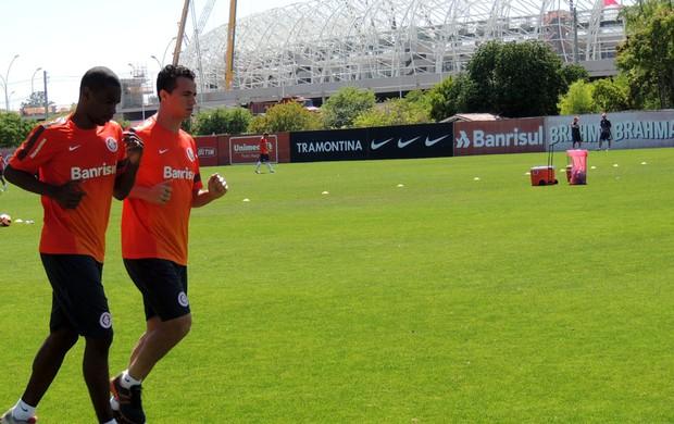 Juan Leandro Damião Inter (Foto: Tomás Hammes / GLOBOESPORTE.COM)